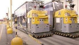 Effizienter Kollisionsschutz für AGVs von Elettric80