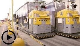 Effizienter #Kollisionsschutz für AGVs von Elettric80