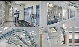 SLF Oberflächentechnik GmbH - Lackieranlage für kollaborative Roboter