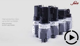 SUCO Druckschalter PLUS mit elektronischen Zusatzfunktionen