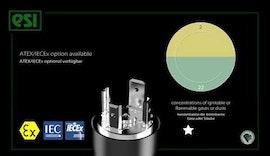 ESI #Drucktransmitter für Höchstdruck
