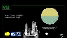 ESI Drucktransmitter für hohe Drücke HP1000/1100