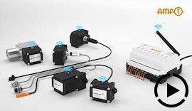 AMF-Funksensorik - Innovative Technik für die Vollautomatisierung