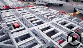 Projektvideo Airport Ground Support Equipment - Ortungssystem