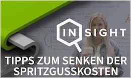 Protolabs Insights: Tipps zum Senken der #Spritzguss-Kosten