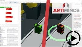 Robot cell design via manipulability calculation