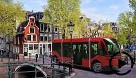 ME MOBIL ELEKTRONIK auf der Busworld 2019 in Brüssel