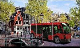 ME MOBIL ELEKTRONIK auf der #Busworld 2019 in Brüssel