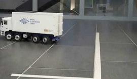 MOBIL ELEKTRONIK EHLA® Lenksystem / EHU Demo-Truck