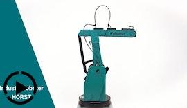 #Industrieroboter HORST900