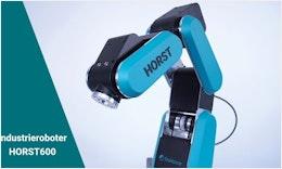 #Industrieroboter HORST600