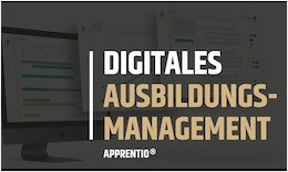 APPRENTIO // Digitales Ausbildungsmanagement