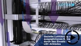 Energieeffizienz im Schaltschrank mit LÜTZE AirSTREAM