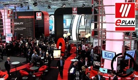 EPLAN at the Hannover Messe 2014 / Interview with: Maximilian Brandl
