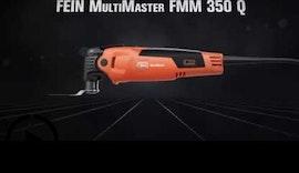 Die nächste Generation: Der FEIN MultiMaster 350 Q
