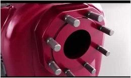 Selbst-ansaugende Kreiselpumpe für den industriellen Einsatz