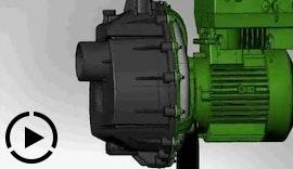 Kreiselpumpe KSP - ein völlig neues Konzept selbstansaugender Pumpen