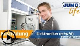 "JUMO-Ausbildung ""Elektoniker/-in Betriebstechnik"""