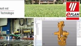Eine Welt mit Zukunft: EPLAN – efficient engineering.