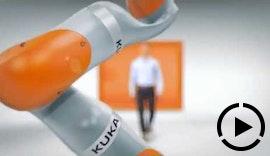 KUKA LBR iiwa - Assistent für Mensch Roboter Kollaboration