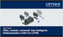 Video Tutorial - LÜTZE LCOS