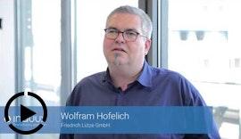 Wolfram Hofelich im Interview
