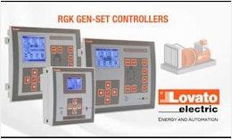 Moderne Generatorsteuerungen auch für den Parellelbetrieb