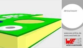 Würth Elektronik erklärt den Herstellungsprozess einer Multilayer Leiterplatte