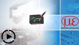 Kompakte Laser-Triangulations-Wegsensoren