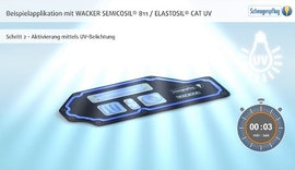 WACKER SEMICOSIL® 811   Präzises Kleben und Abdichten von Elektronikbauteilen   Scheugenpflug AG