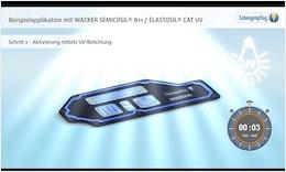 WACKER SEMICOSIL® 811 | Präzises Kleben und Abdichten von Elektronikbauteilen | Scheugenpflug AG
