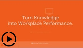tt guide - turn Knowledge into Workplace Performance
