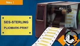 Thermotransferdrucker PLIOMARK PRINT EOS5 von SES-STERLING