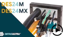DES 24MX - modulares System