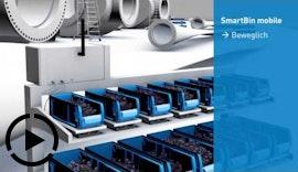 Smartes C-Teile Management mit Bossard SmartBin
