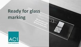#Lasergravur von Glas