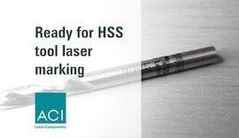 #Werkzeugbeschriftung mittels Laser
