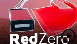 RedZero - Intelligente Heizregler und Heizmatten für die Reparatur von Rotorblättern