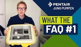 What The FAQ 1: Kann der PLANCOFIX nicht leicht durch Haare verstopfen?