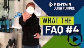 What The FAQ #4: Was passiert, wenn eine #Schmutzwasserpumpe falsch herum läuft?