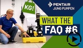 What The FAQ 6: Warum sind Compli Fäkalienhebeanlagen eigentlich so schwer?