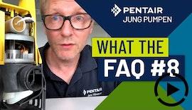 What The FAQ #8: Warum pumpt die Tauchpumpe nicht ab, wenn ich sie ins Wasser stelle und einschalte?