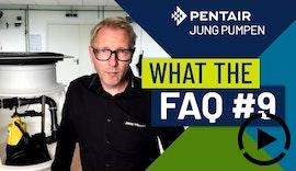 What The FAQ #9: Warum gluckert es seltsam, nachdem die Pumpe abgeschaltet ist?
