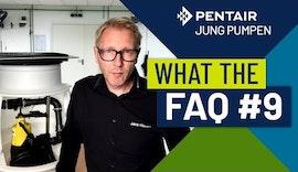 What The FAQ 9: Warum gluckert es seltsam, nachdem die Pumpe abgeschaltet ist?