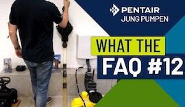What The FAQ 12: Handmembranpumpe für Hebeanlage?
