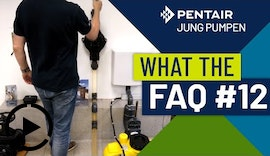 What The FAQ #12: Handmembranpumpe für Hebeanlage?