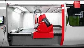 Bystronic Laserschneidsystem: ByStar Fiber 15 kW