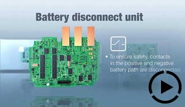 48 Volt Batteriemanagementsystem (BMS) für Elektroautos (E-Mobility)