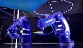 High-Speed Handling und Montage von Kleinteilen