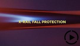 Axelent X-Rail Absturzsicherung